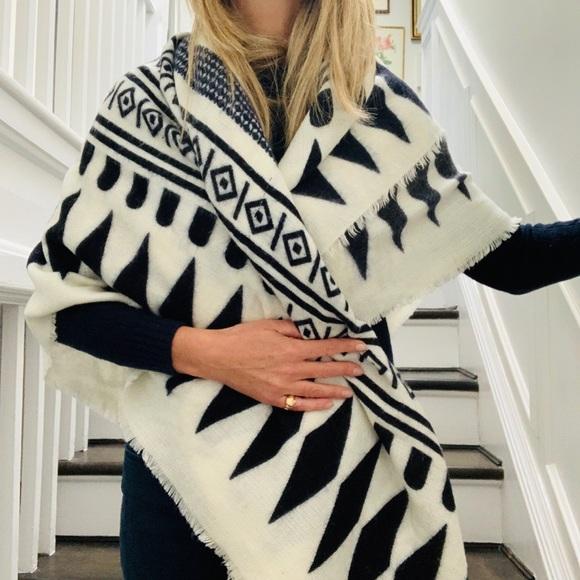 Zara shawl